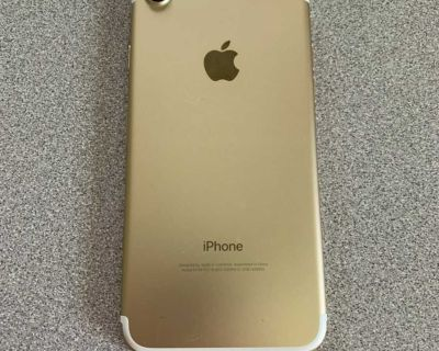 AT&T Apple iPhone 7 32 GB gold