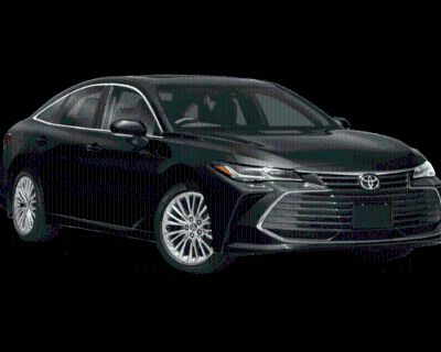 New 2022 Toyota Avalon Limited FWD 4 In-Tranist