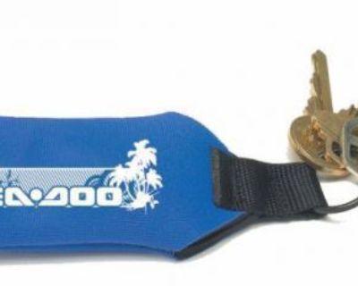 * Sea-doo Neoprene Floating Key Chain Floats 3 Keys