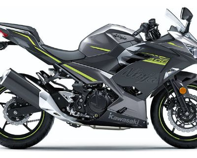 2021 Kawasaki Ninja 400 ABS Sport Oklahoma City, OK