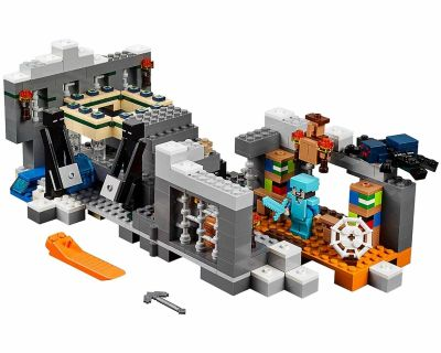 Lego Minecraft The End Portal and The Cave 21124 & 21113