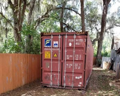 CLEARANCE! Shipping Containers for Storage