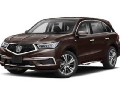 2019 Acura MDX Sport Hybrid with Technology Package SH-AWD