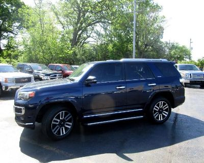 Used 2015 Toyota 4Runner Limited 4WD