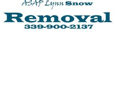 Asap Lynn Snow Removal