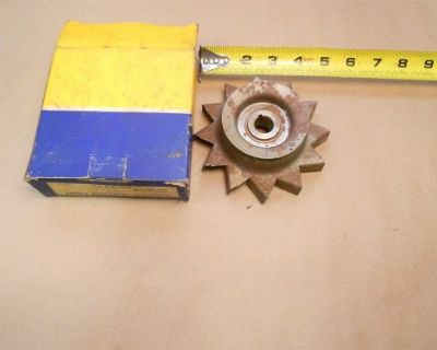 Generator Pulley And Fan 3 Inch Chevrolet Gp606 With Box