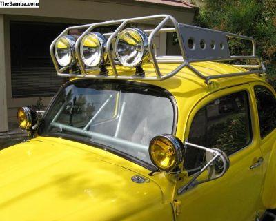 "Offroad BajaBug Manx Sandrail 8"" light"