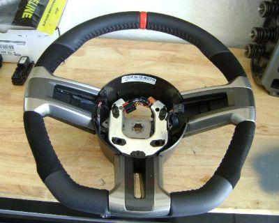 2013 Mustang and ? Steering Wheel