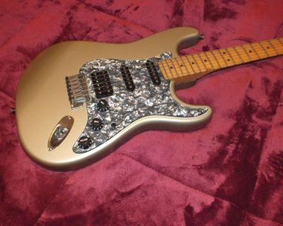 Fender American Lone Star Stratocastor HSS