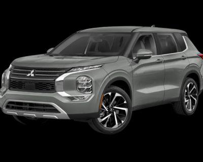 New 2022 Mitsubishi Outlander SE FWD Sport Utility