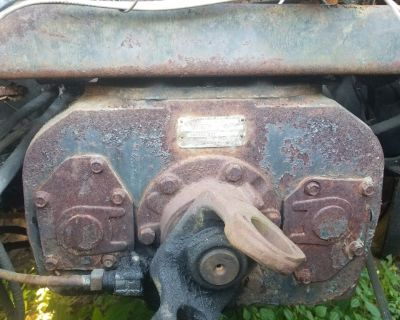 Spicer 6 Speed Transmission Twin Countershaft
