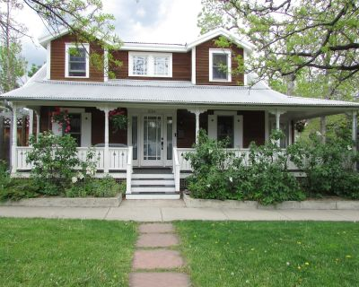 Family-Friendly Home Steps From Downtown Boulder, Shopping, Dining And Events - Whittier