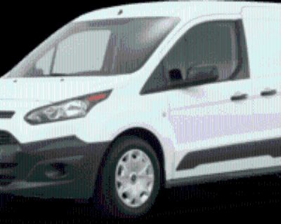 2018 Ford Transit Connect Van XLT with Rear Symmetrical Doors SWB