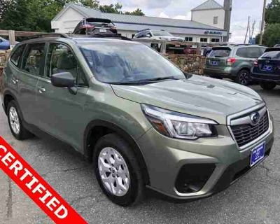 2019 Subaru Forester Base ALLOY WHEEL PACKAGE