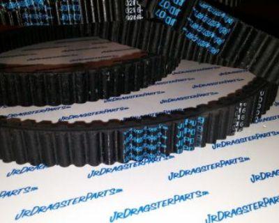 Jr Dragster Drive Belt 4 Polar & Shockwave Junior Dragster Clutches