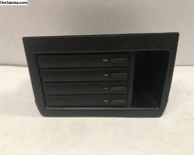 VW Rabbit Convertible Cabriolet C Box Cassette