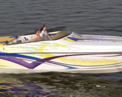 2021 Velocity Powerboats 322 SC