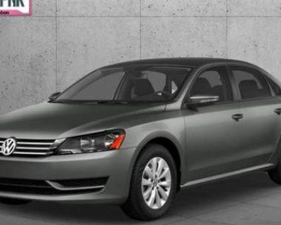 2015 Volkswagen Passat 1.8T Wolfsburg Ed.