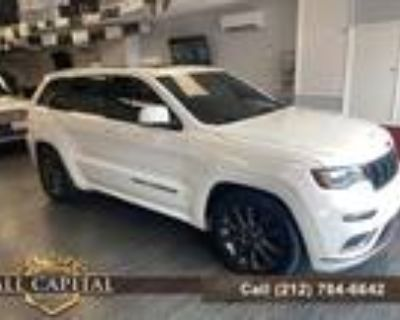 2018 Jeep Grand Cherokee with 35,722 miles!