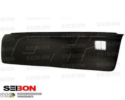 Seibon Carbon Fiber S-style Carbon Fiber Trunk Lid Honda Civic 92-95 Usa Seller
