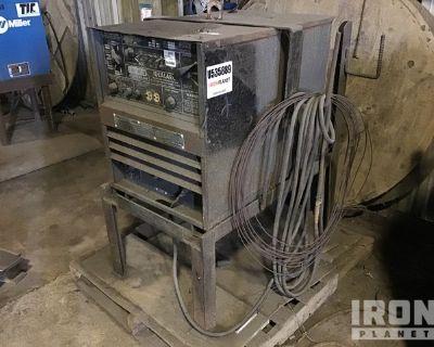 Lincoln Idealarc TIG 300/300 Electric Welder
