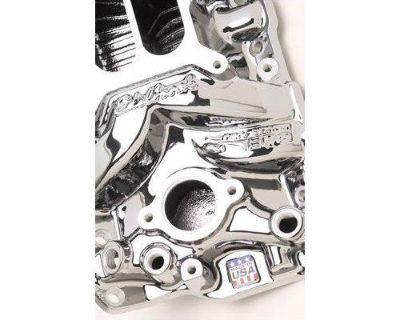 Edelbrock Eps Performer Intake Manifold Sbc Endurashine 27014