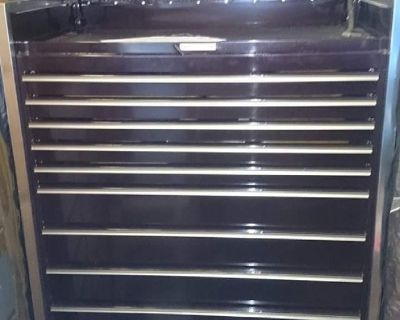Snap on Limited edition 95th Anniversary Harley Davidson mac tool sets and