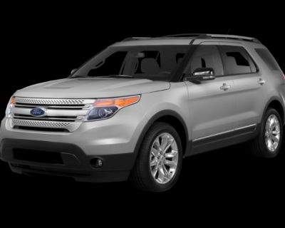 Pre-Owned 2013 Ford Explorer Base FWD 4D Sport Utility