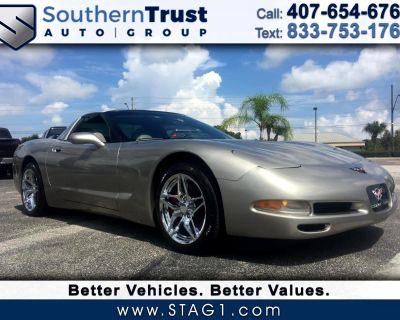Used 1999 Chevrolet Corvette 2dr Cpe