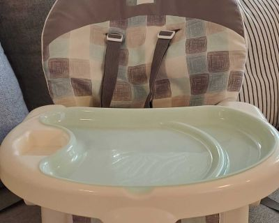 Safety First Recline and Grow High Chair Booster