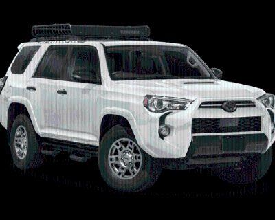 New 2021 Toyota 4Runner Venture 4WD (Natl) Four Wheel Drive SUV