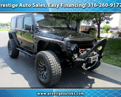Used 2014 Jeep Wrangler Unlimited Rubicon 4WD