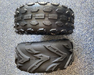 Tires for mini bike, atvs Ect size:140/70-6 NEW!