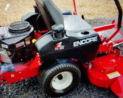 Encore Fuzion 48-inch Zero Turn Mower