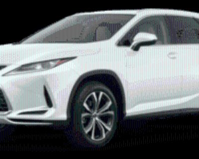 2021 Lexus RX RX F SPORT