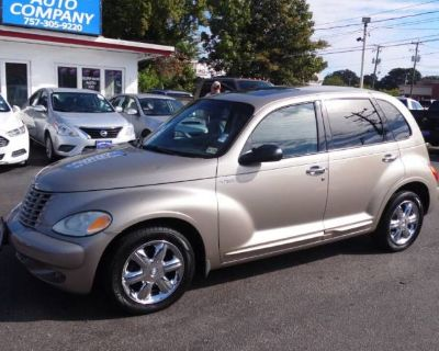 2003 Chrysler PT Cruiser Limited