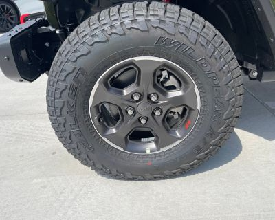 California - Rubicon Wheels and Tires Take Offs