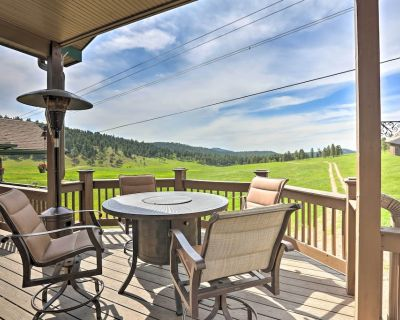 New! Cozy Conifer Cabin w/ Mtn Views on 100 Acres! - Conifer