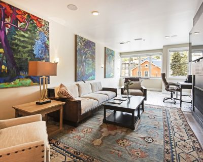 Designer elegance in Old Park City. Brand new! - Town Lift (Main and Park) - Downtown Park City
