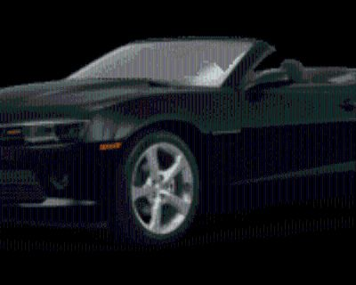 2015 Chevrolet Camaro 2LT