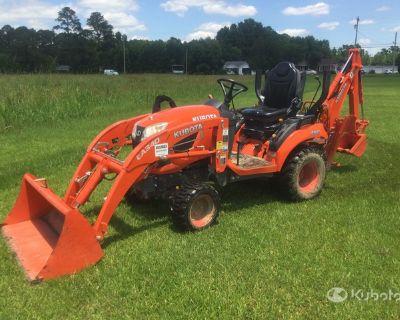 2019 Kubota BX23S 4WD Utility Tractor