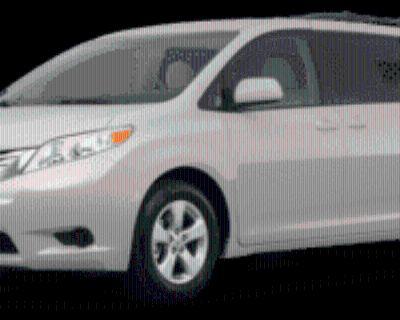 2016 Toyota Sienna LE