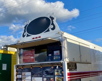 Turnkey Food Truck @ Established Food Pod in Portland, OR