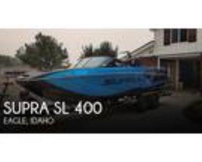 26 foot Supra SL 400