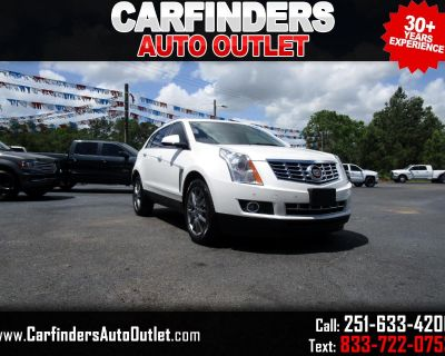 Used 2015 Cadillac SRX FWD 4dr Performance Collection