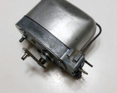 Rebuilt 67 only 2 speed 12volt wiper motor