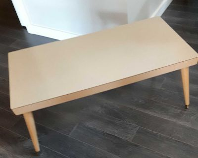 Coffee table mid-century small