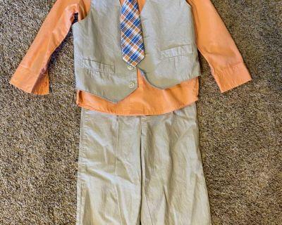 Boys 3T suit set