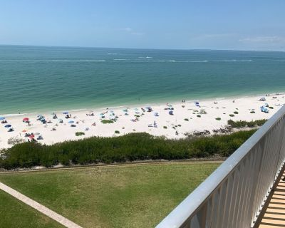Beautiful 1-bedroom gulf view condo on the beach with sunrise and sunset views! - South Island