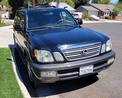 2004 Lexus LX470 in Los Angeles, Black, 220K miles $14,000